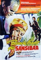 Mozambique - German Movie Poster (xs thumbnail)