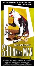 The Incredible Shrinking Man - Movie Poster (xs thumbnail)