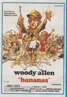 Bananas - Spanish Movie Poster (xs thumbnail)