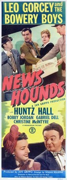 News Hounds - Movie Poster (xs thumbnail)