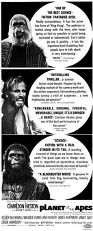 Planet of the Apes - poster (xs thumbnail)