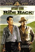 The Ride Back - DVD cover (xs thumbnail)