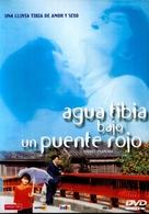 Akai hashi no shita no nurui mizu - Spanish Movie Cover (xs thumbnail)