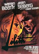 Lilith - French Movie Poster (xs thumbnail)
