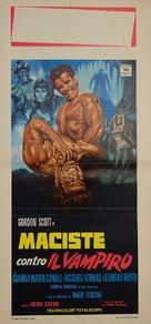 Maciste contro il vampiro - Italian Movie Poster (xs thumbnail)