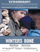 Winter's Bone - For your consideration poster (xs thumbnail)