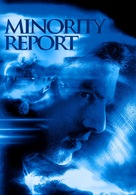 Minority Report - German Movie Cover (xs thumbnail)