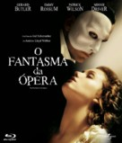 The Phantom Of The Opera - Brazilian Movie Cover (xs thumbnail)