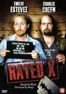 Rated X - Dutch DVD cover (xs thumbnail)