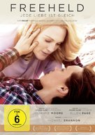 Freeheld - German DVD movie cover (xs thumbnail)
