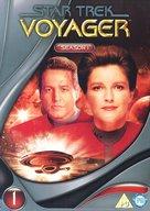 """Star Trek: Voyager"" - British DVD movie cover (xs thumbnail)"