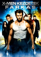 X-Men Origins: Wolverine - Hungarian Movie Cover (xs thumbnail)