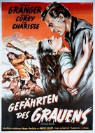 The Wild North - German Movie Poster (xs thumbnail)