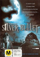 Silver Bullet - New Zealand DVD cover (xs thumbnail)
