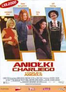 Charlie's Angels - Polish Movie Poster (xs thumbnail)