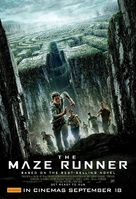 The Maze Runner - Australian Movie Poster (xs thumbnail)