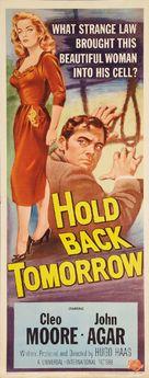 Hold Back Tomorrow - Movie Poster (xs thumbnail)