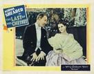 The Last of Mrs. Cheyney - poster (xs thumbnail)