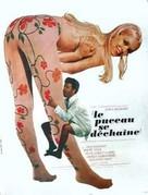 Tandlæge på sengekanten - French Movie Poster (xs thumbnail)