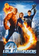 Fantastic Four - Mexican Movie Poster (xs thumbnail)