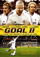 Goal! 2: Living the Dream... - Canadian Movie Cover (xs thumbnail)