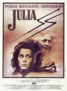 Julia - French Movie Poster (xs thumbnail)