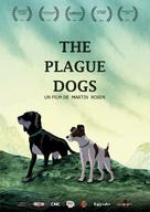 The Plague Dogs - French Movie Poster (xs thumbnail)