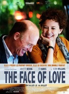 The Face of Love - French Movie Poster (xs thumbnail)