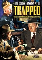 Trapped - DVD cover (xs thumbnail)