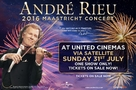 André Rieu's 2016 Maastricht Concert - Australian Movie Poster (xs thumbnail)