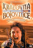 Boudica - Czech DVD movie cover (xs thumbnail)