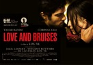 Love and Bruises - Spanish Movie Poster (xs thumbnail)