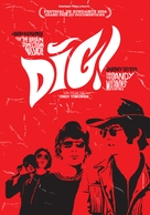 Dig! - French DVD cover (xs thumbnail)