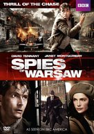 Spies of Warsaw - DVD cover (xs thumbnail)