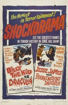 Billy the Kid versus Dracula - Combo movie poster (xs thumbnail)