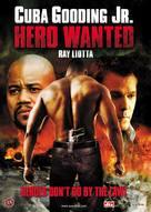 Hero Wanted - Danish DVD cover (xs thumbnail)
