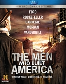 """The Men Who Built America"" - Blu-Ray movie cover (xs thumbnail)"