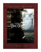 The Lord of the Rings: The Two Towers - DVD cover (xs thumbnail)