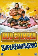 Superfantagenio - Italian Movie Cover (xs thumbnail)