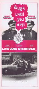 Law and Disorder - Australian Movie Poster (xs thumbnail)