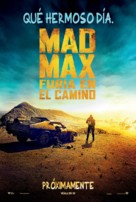 Mad Max: Fury Road - Argentinian Movie Poster (xs thumbnail)