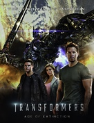 Transformers: Age of Extinction - Movie Cover (xs thumbnail)