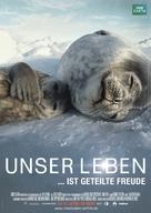 One Life - Austrian Movie Poster (xs thumbnail)