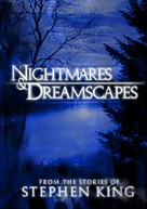 """""""Nightmares and Dreamscapes: From the Stories of Stephen King"""" - DVD movie cover (xs thumbnail)"""