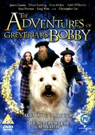 Greyfriars Bobby - British DVD cover (xs thumbnail)