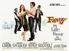 Fanny - British Movie Poster (xs thumbnail)