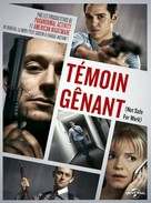 Not Safe for Work - French DVD movie cover (xs thumbnail)