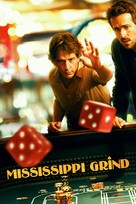 Mississippi Grind - Australian Movie Cover (xs thumbnail)
