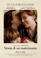 Marriage Story - Italian Movie Poster (xs thumbnail)