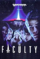 The Faculty - DVD movie cover (xs thumbnail)